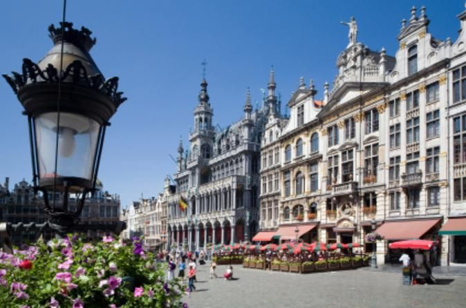 Book this trip and save 12%  compared to booking the two tours separately! -  Pay less and get more with this Brussels Super Saver, which combines two...