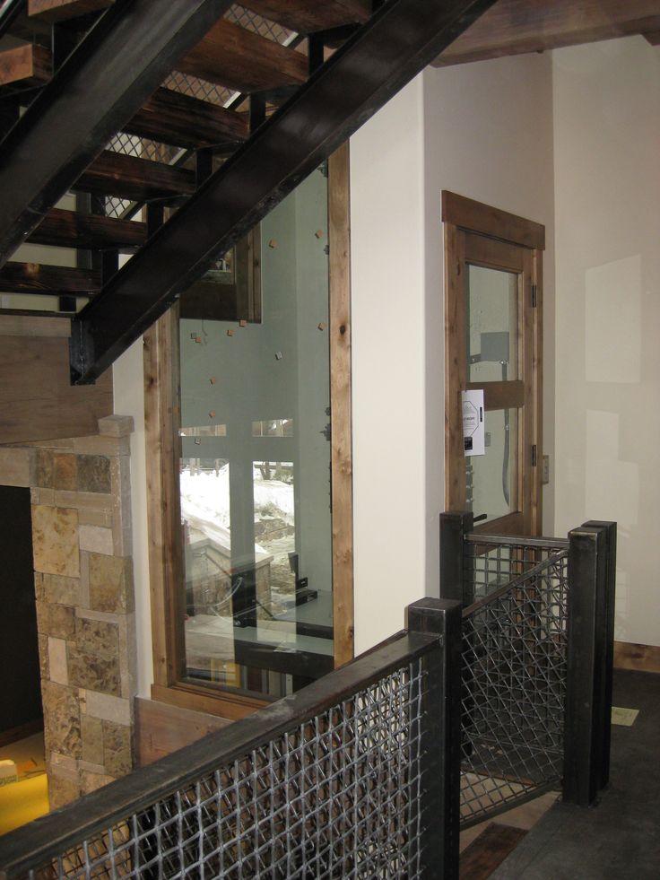 60 best images about home elevators on pinterest sliding for Www garaventalift com