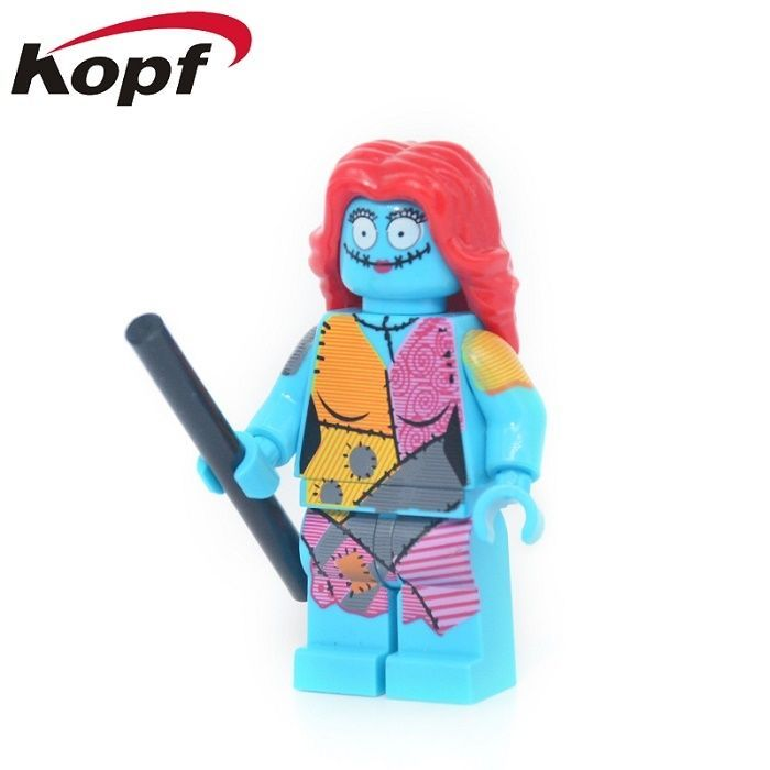 Horor #7 toy mini action figure model doll building block collection #ROBO