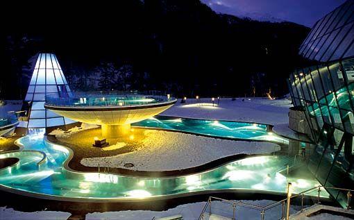 Ötztaltherme, Tirol, Austria