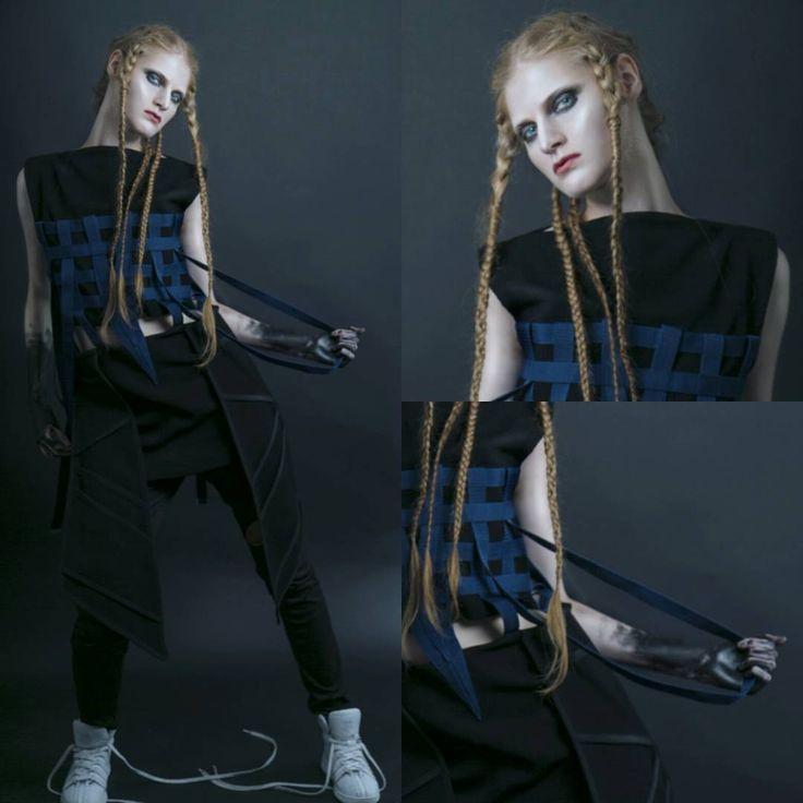 "17 Likes, 3 Comments - Andrada Bodea (@andradabodea) on Instagram: ""P R O T O T Y P E Andrada Bodea model: @mannequite  photo: @bfreshfilms  #fashion #design #designer…"""
