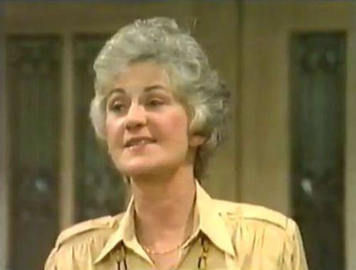 International Women's Day bea arthur | Bea Arthur fan site. - Bea Arthur in Amanda's, episode 2, 1983 (by ...