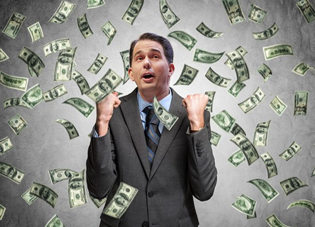 The Department of Revenue says it has no records of jobs created by the $1.4 billion manufacturing and agriculture tax credit Walker enacted in 2011.
