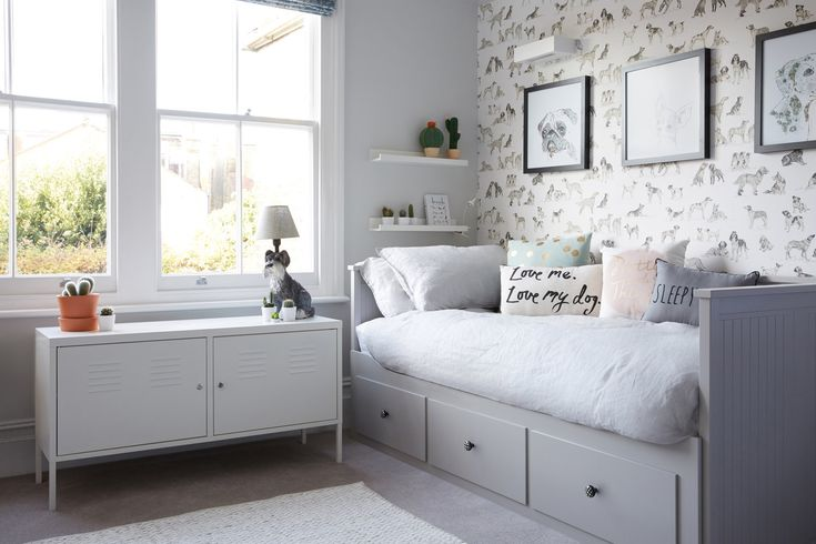 #TBT BECAUSE WE ALL LOVE A BEFORE & AFTER – IZZY'S TWEEN BEDROOM, LONDON