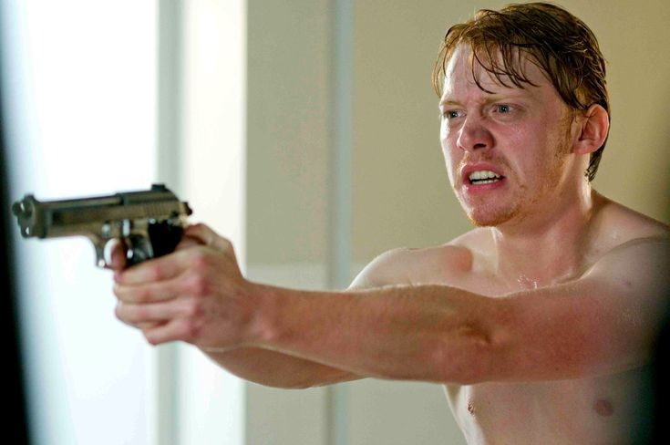 Intense faced Rupert + Shirtless Rupert= Me happy