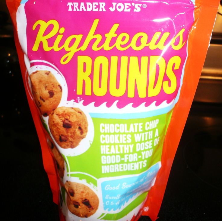 Calling All Fans of Trader Joe's Righteous Rounds Cookies!! - LaaLoosh