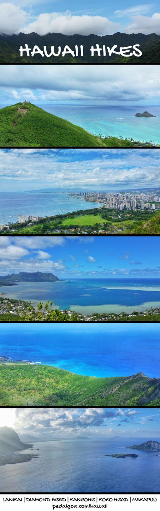 Oahu Hawaii hikes Best Oahu hikes with