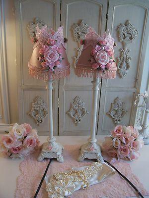Pretty Pink Lamps