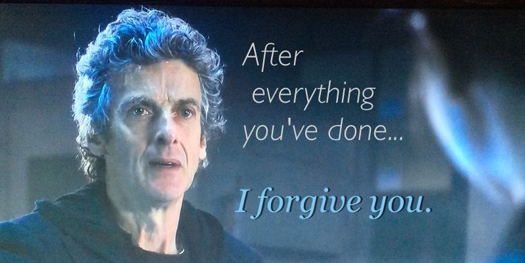 Peter Capaldi was sheer brilliance in #DoctorWho's The Zygon Inversion. He gave us all of his heart for ten uninterrupted, emotionally-piercing minutes. This is the scene to play for the uninitiated if they only think they might want to watch the series eventually, some day, when they have nothing else to watch. This is the scene to sneak attack with, to play louder than normal, so the person you've been wanting for years to start watching this beautifully imaginative and poignant series...
