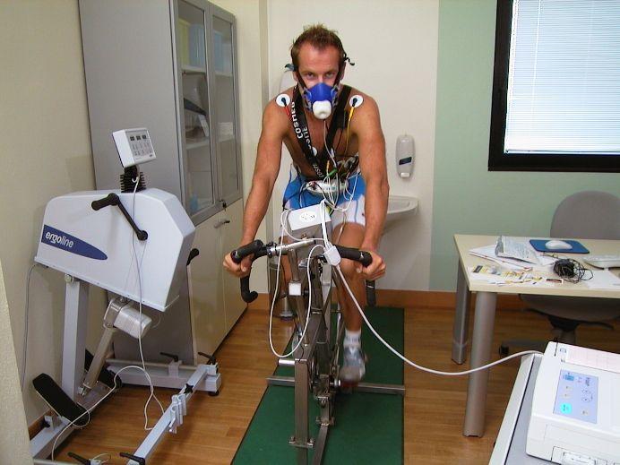 Esami specifici per il ciclismo agonistico