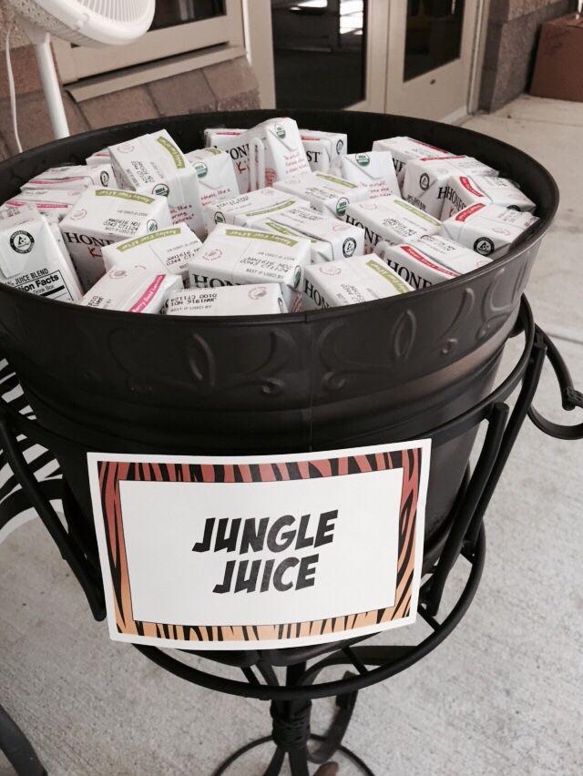 Jungle juice #wildkratts