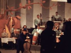 Color footage of I Love Lucy, taken on October 12, 1951 by an audience member with an 8mm camera.