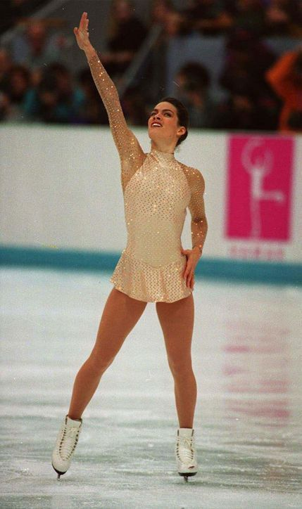 Inspiring Olympic Moment: Nancy Kerrigan Returns to the Ice After a brutal attack just weeks before the 1994 Winter Olympics—a saga that played out like a TV movie—Kerrigan bravely skated her way to a silver medal at the Lillehammer Games that same year, giving one of the best performances of her life.