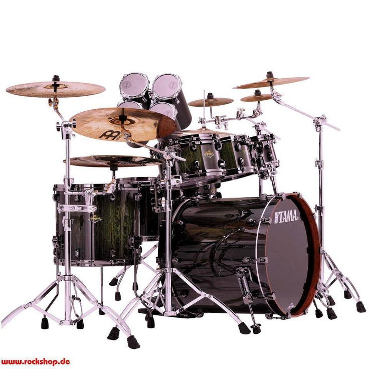 23 best images about Cool tama drums on Pinterest | Nice ...