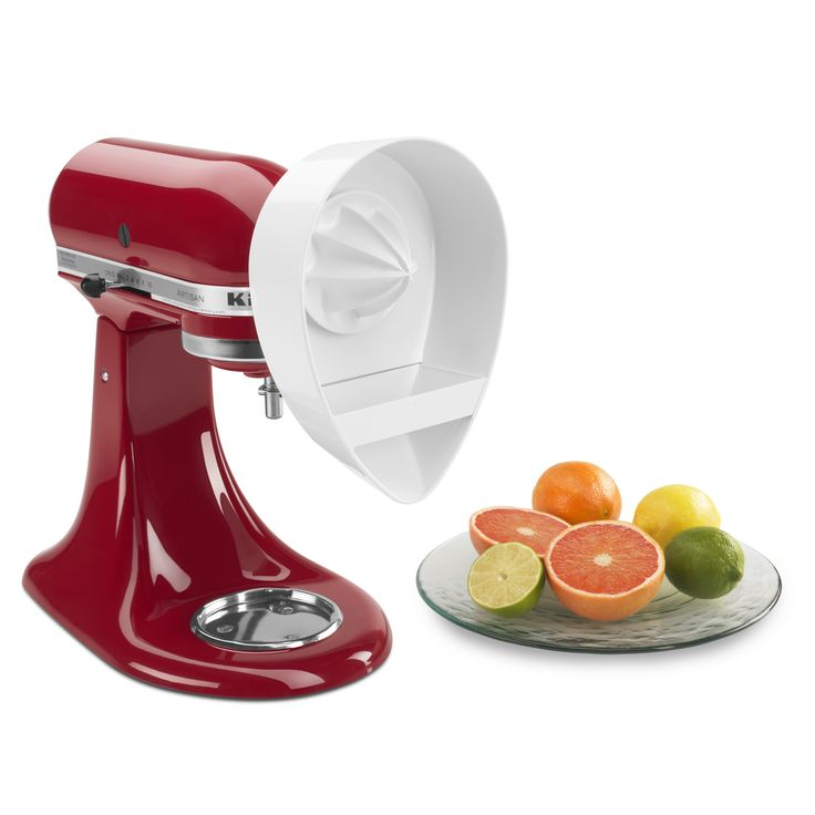 Kitchenaid citrus juicer stand mixer attachment je