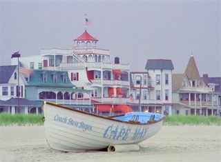 Cape May, NJ. If you've never been there GO!