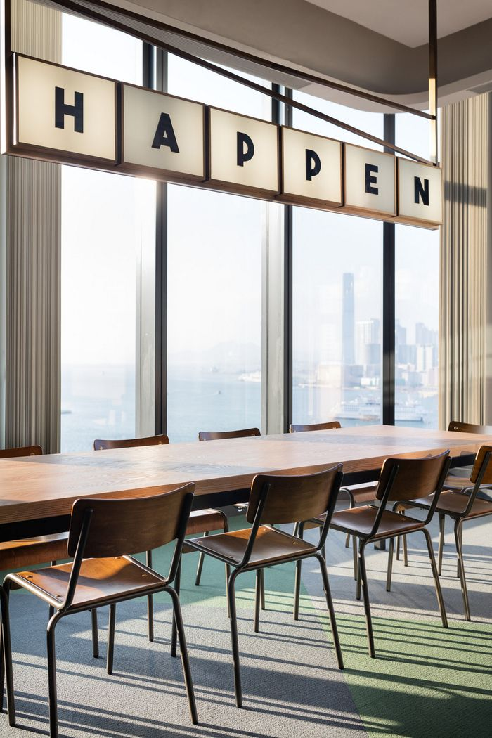 WeWork Coworking Offices - Hong Kong - Office Snapshots