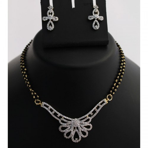Spectacular Mangalsutra Necklace Set