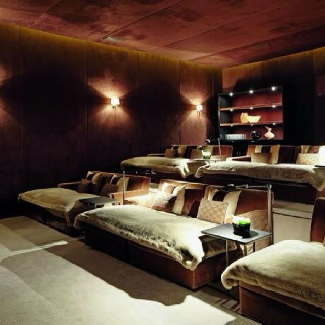 Comfortable Home 121 best home theatre rooms/spaces images on pinterest   movie