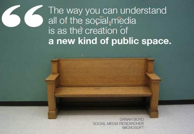 Social Marketing Quotes - Danah Boyd