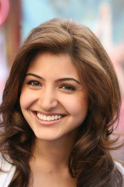 Anushka Sharma's hair. Can I just be her please?