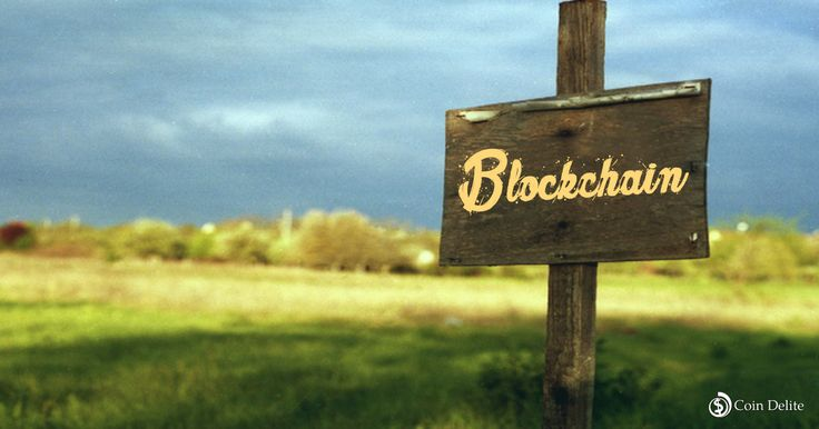Blockchain News - The Virtual Land Auction is Protected by the First Ever Blockchain