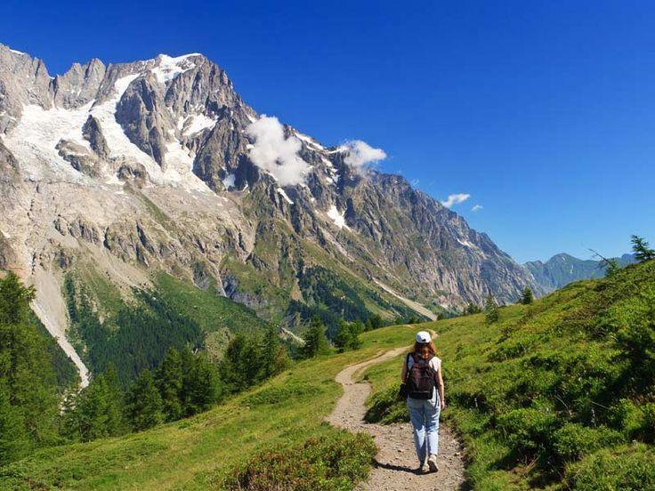 Trekking Val Ferret