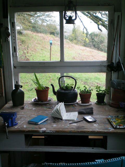 window work place
