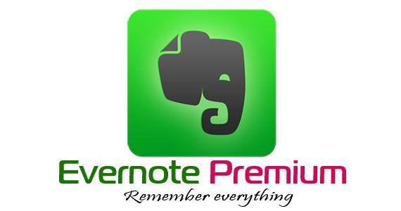 Evernote Premium untuk Android