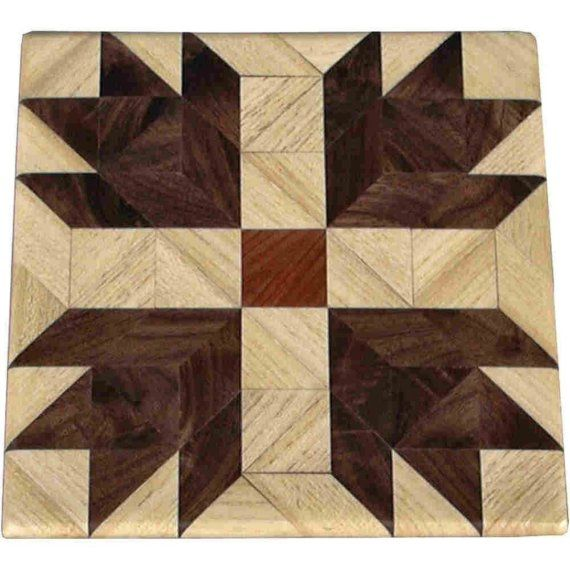 Bear's Paw quilt block