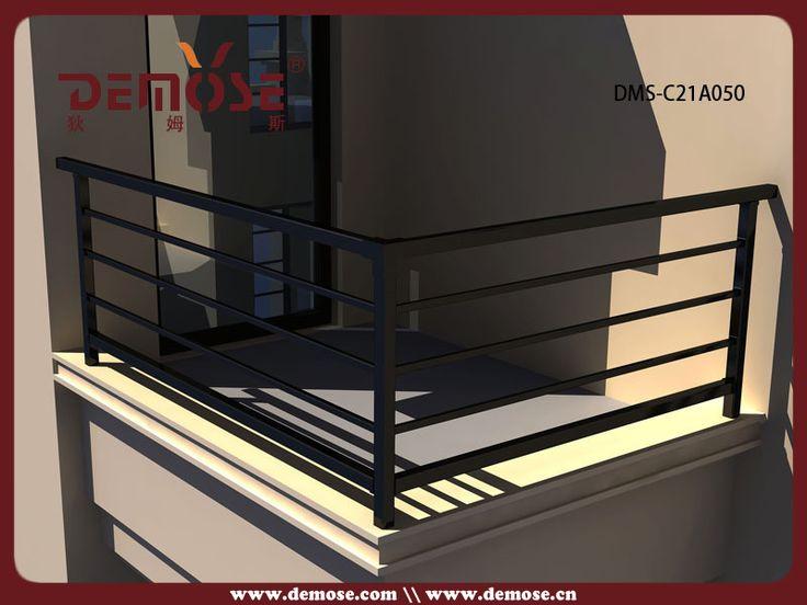 siyah dökme alüminyum sundurma korkuluk-resim-Korkuluklar ve Korkuluk-ürün Kimliği:60254498450-turkish.alibaba.com
