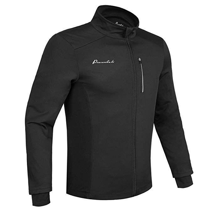 Przewalski Cycling Bike Jackets For Men Winter Thermal Running