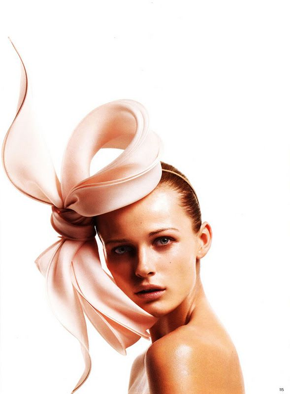Philip Treacy. How does he do it?