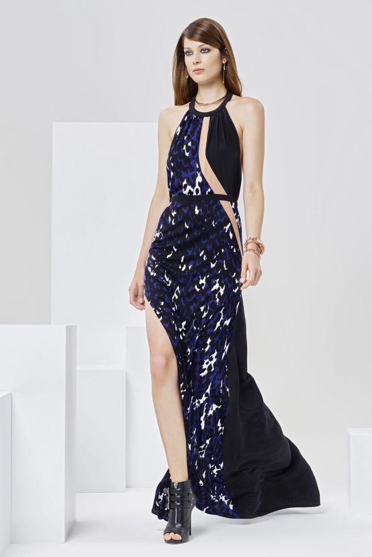 Issa maxi dress jessica alba