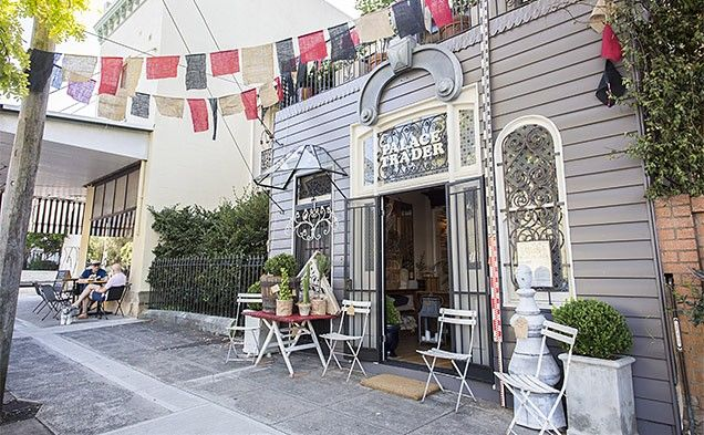 french antique store- petersham