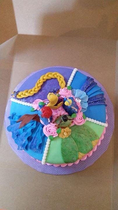 Princess cake by Chinell Palmer-Jones
