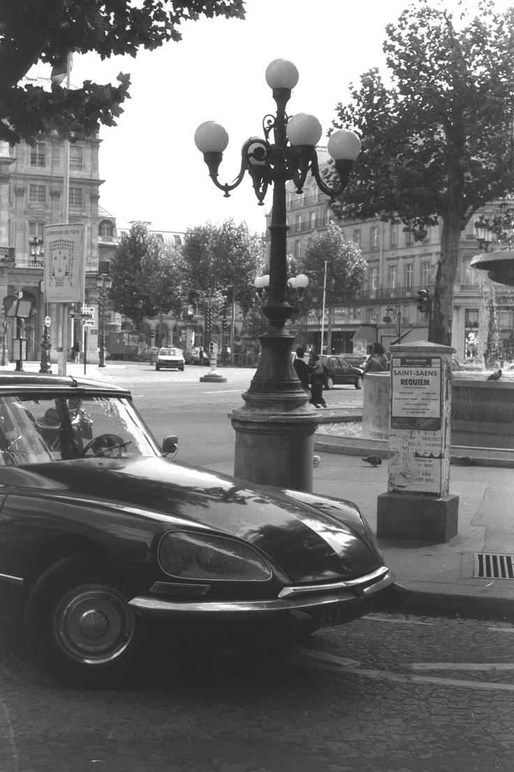 Paris 1986 - Citroen DS