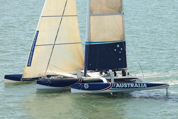2012 Brisbane to Gladstone Race - The Race Report