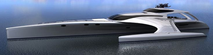 Trimaran Super Yacht