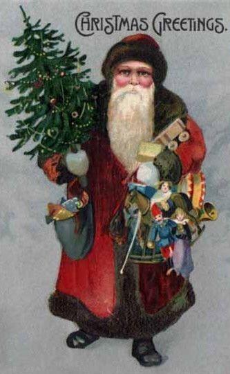 Vintage Christmas Images | Public Domain | Condition Free