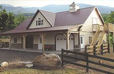 pole barn homes | Woodframe Homes, Inc. supplying modular homes in Northeast ...