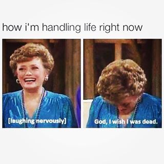 "IRL. | 25 Pictures Only Fans Of ""The Golden Girls"" Will Think Are Funny"