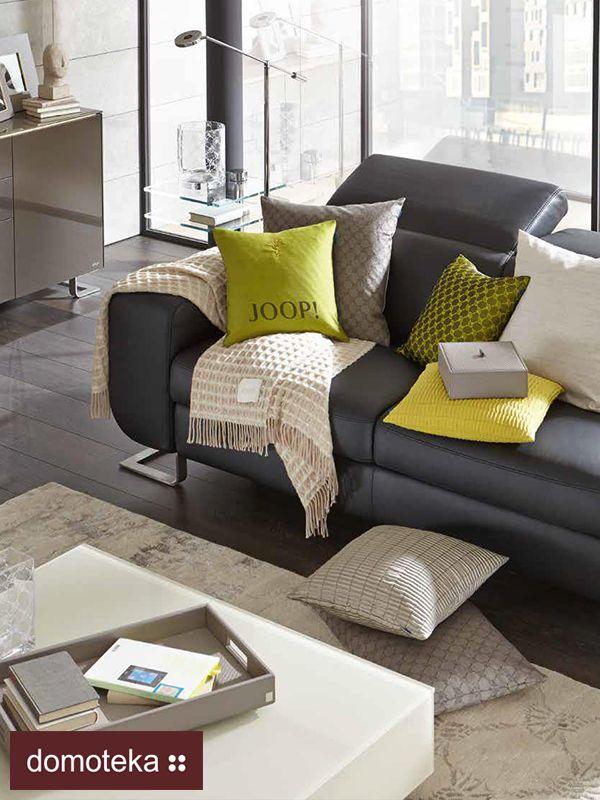 Lubisz eleganckie i zwracające uwagę dodatki? Koniecznie odwiedź salon JOOP!, w którym znajdziesz stylowe akcesoria i elementy wyposażenia wnętrz.