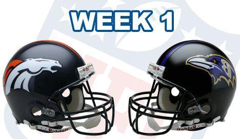 broncos vs ravens meme | NFL 2013, Week 1 : Denver Broncos 49 - 27 Baltimore Ravens