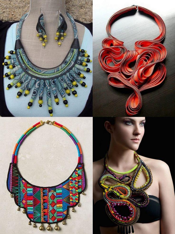 Céwax vous propose sa sélection de Statement Necklace, les plus magnifiques colliers ethniques dénichés sur le web. D'autres sélection sur le blog: https://cewax.wordpress.com/