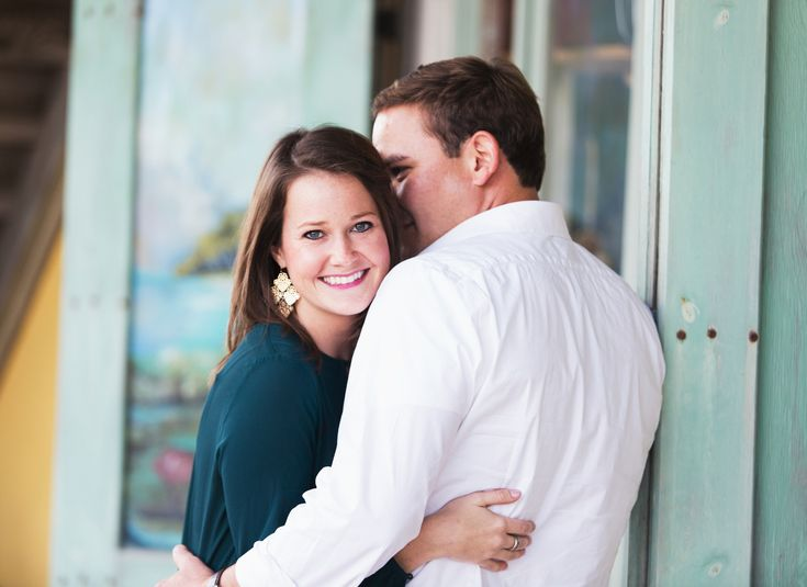 Fun and casual engagement session at Seaside , FL <3