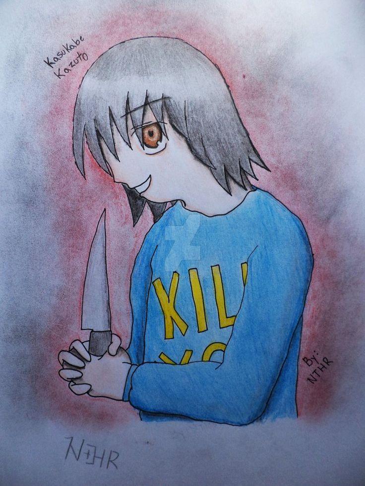 Kazuto: Kill you