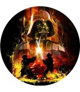 Tortenaufleger Motiv Star Wars Darth Vader