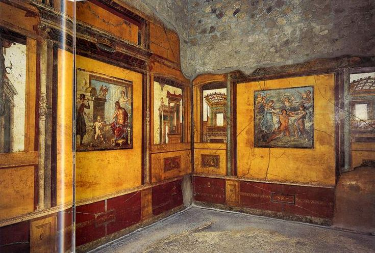 house of the vetti and house The house of the vettii is located at pompeii 6151 and was excavated between 1894 and 1896 revealing a lavish display of richly decorated rooms and a.