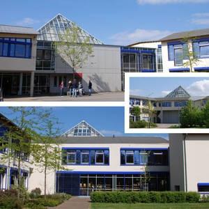 Perfect Bildcollage Gymnasium